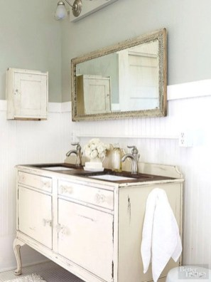 Clever ideas to makeover your mirror 33