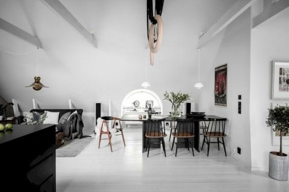 Cozy scandinavian-inspired loft 25