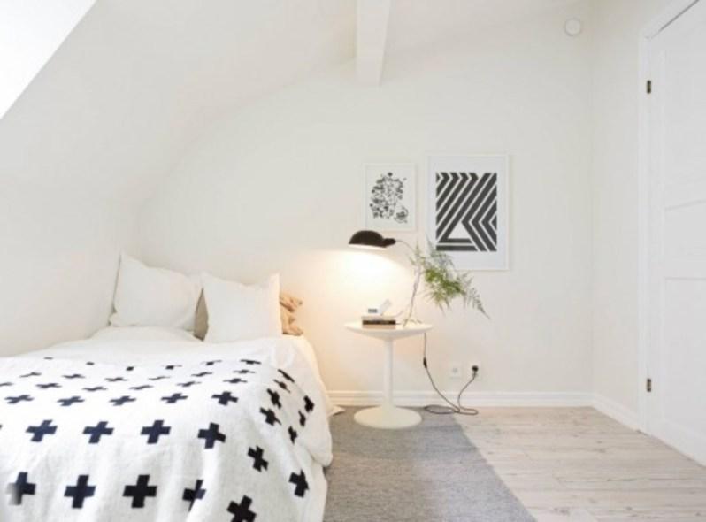 Cozy scandinavian-inspired loft 26