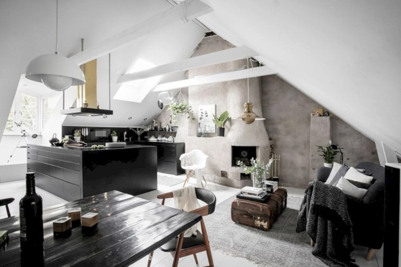 Cozy scandinavian-inspired loft 28