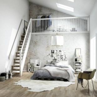 Cozy scandinavian-inspired loft 33