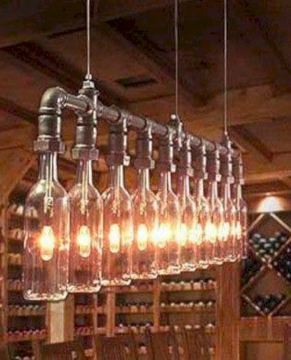 Crazy and cool diy chandeliers to beautify your space 32
