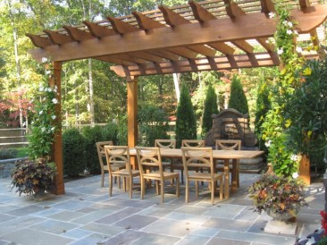 Creative pergola designs and diy options 19