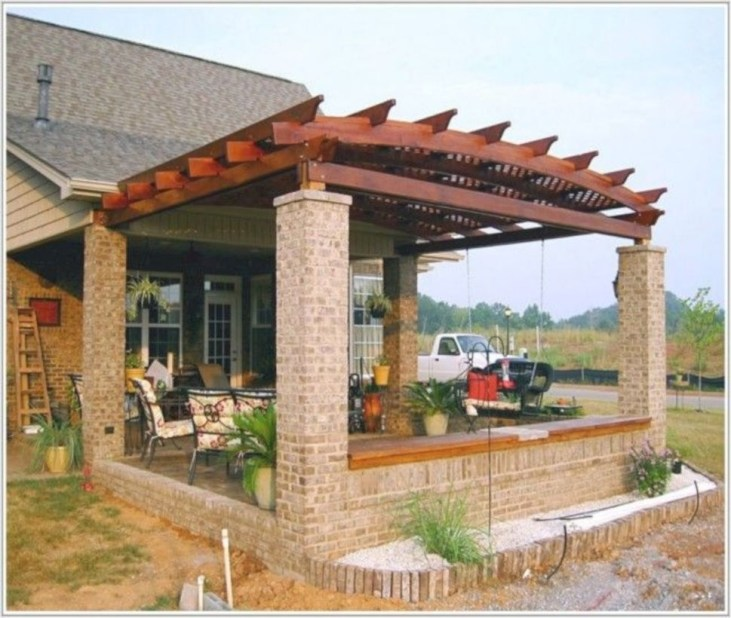 Creative pergola designs and diy options 27