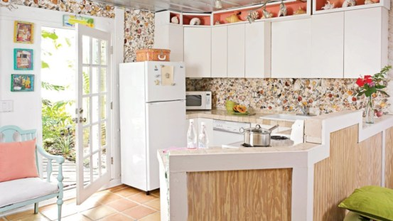 Creative ways to decorate your space with shells 04