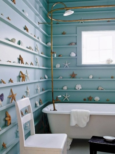 Creative ways to decorate your space with shells 10