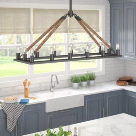 Distinctive kitchen lighting ideas for your kitchen 11