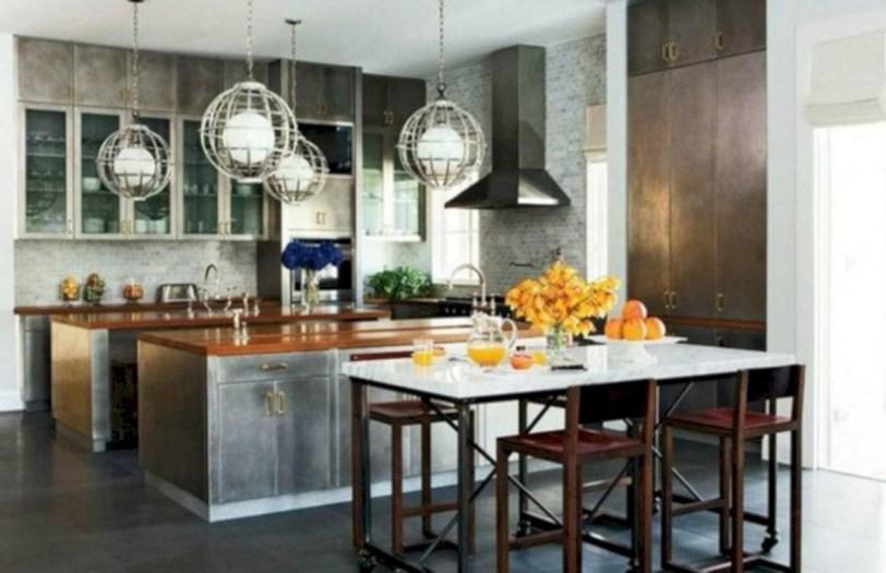 Distinctive kitchen lighting ideas for your kitchen 25
