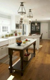 Gorgeous narrow kitchen with stunning details 20
