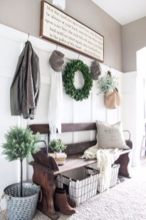 Impressive diys you need for your entryways 15