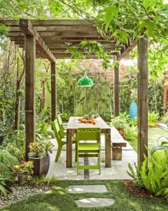 Inspiring diy backyard pergola ideas to enhance the outdoor 03