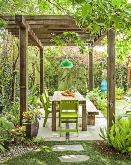 Inspiring diy backyard pergola ideas to enhance the outdoor 03