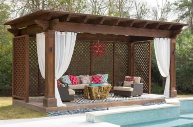 Inspiring diy backyard pergola ideas to enhance the outdoor 05