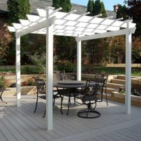 Inspiring diy backyard pergola ideas to enhance the outdoor 11