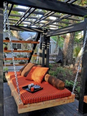 Inspiring diy backyard pergola ideas to enhance the outdoor 16