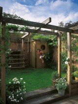 Inspiring diy backyard pergola ideas to enhance the outdoor 19