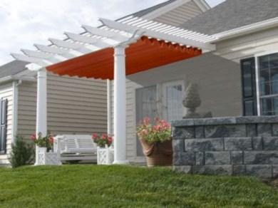 Inspiring diy backyard pergola ideas to enhance the outdoor 32