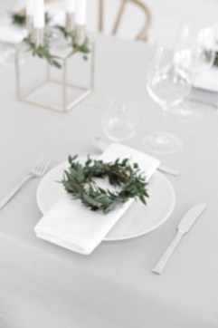 Most easiest diy napkins to adorn your dining table 02