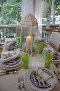 Most easiest diy napkins to adorn your dining table 12