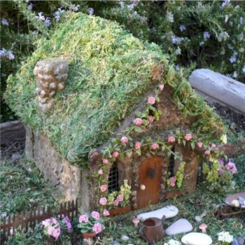 Super easy diy fairy garden ideas 33