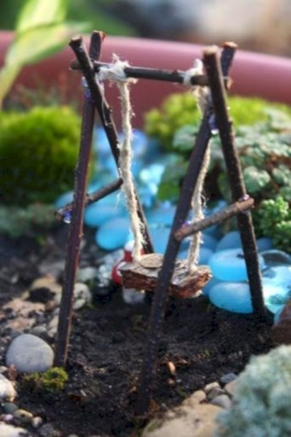 Super easy diy fairy garden ideas 38