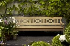 Teak garden benches ideas for your outdoor 04