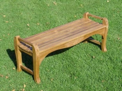 Teak garden benches ideas for your outdoor 05