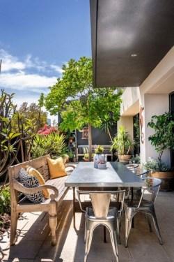 Teak garden benches ideas for your outdoor 11