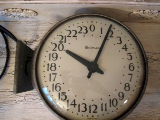 Unusual modern wall clock design ideas 02