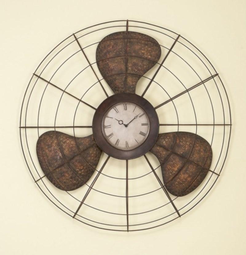Unusual modern wall clock design ideas 07