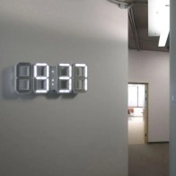 Unusual modern wall clock design ideas 10
