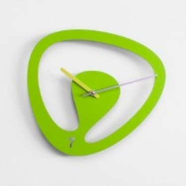 Unusual modern wall clock design ideas 16