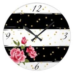 Unusual modern wall clock design ideas 25