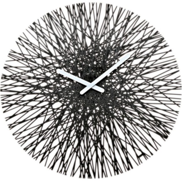 Unusual modern wall clock design ideas 39