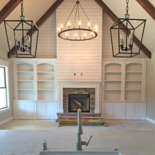Ways to add charm to your space with shiplap 15