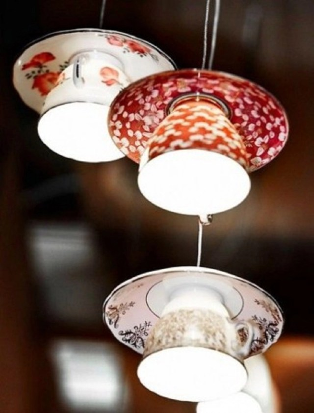 Teacup-hanging-lights