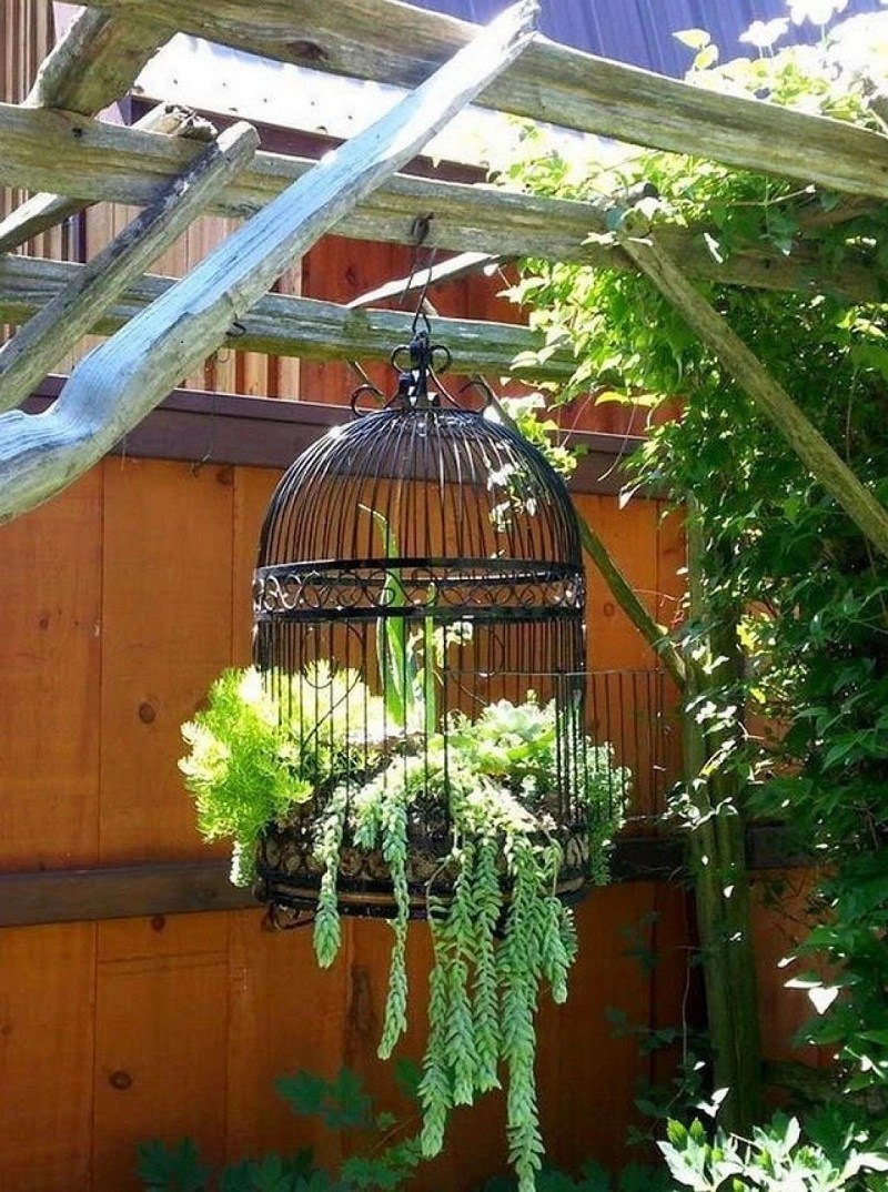 Classic birdcage design that are perfect for every garden