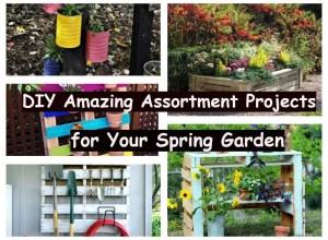 Diy azaming assortment projects