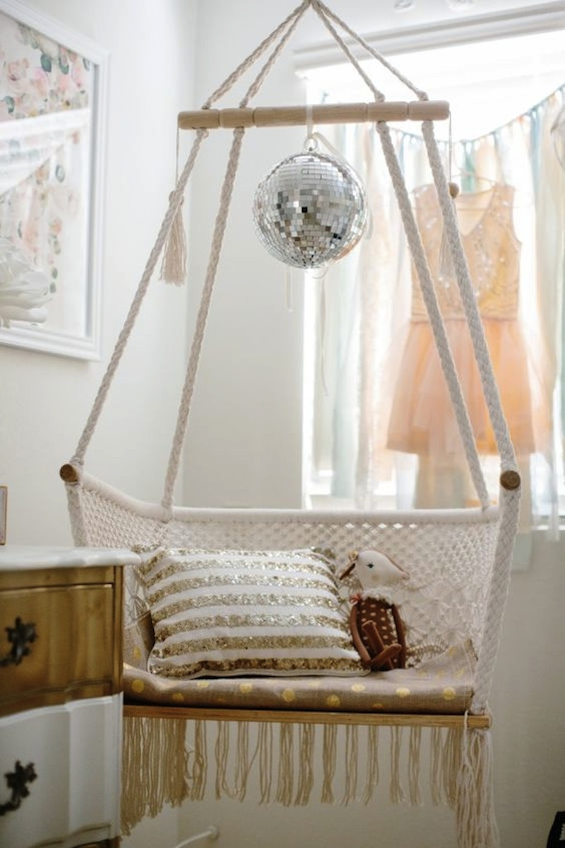 Beautiful Macrame Chair