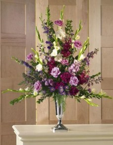 Diy floral arrangement that you can use on your wedding day 05