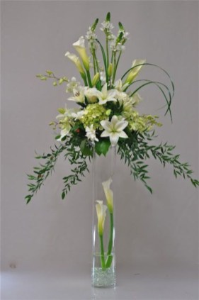 Diy floral arrangement that you can use on your wedding day 09