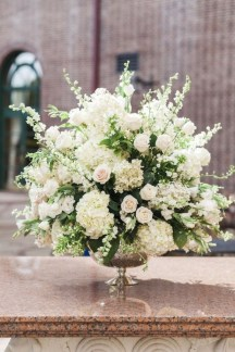 Diy floral arrangement that you can use on your wedding day 37