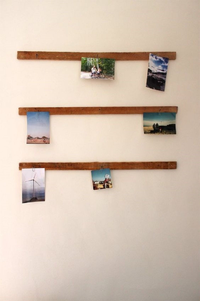 Magnetic display rail 5