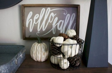 Awesome farmhouse fall decor porches 30