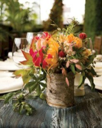 Beautiful and incredible fall succulent ideas 35