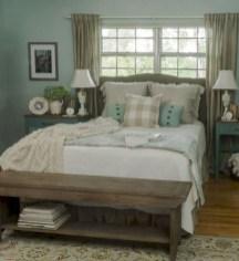 Best modern farmhouse bedroom decor ideas 24