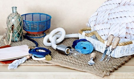 Classic nautical decor ideas that'll ready your home for summer 50