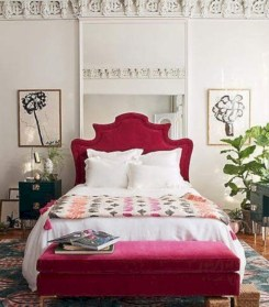Creative bedroom decoration ideas for a new spring looks 06