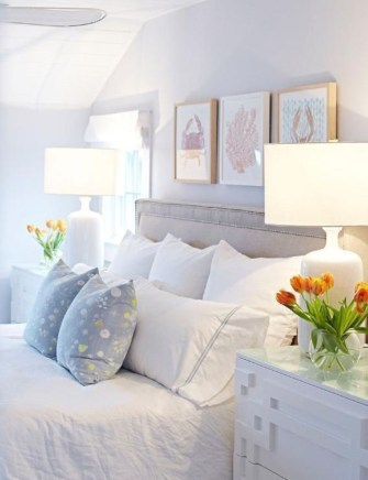 Creative bedroom decoration ideas for a new spring looks 18