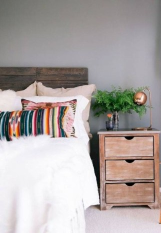 Creative bedroom decoration ideas for a new spring looks 20